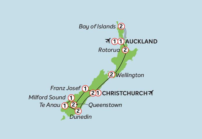 New Zealand Rail Cruise Coach